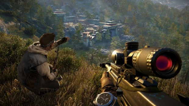 Far Cry 4 - PS4 Games to Buy in 2014