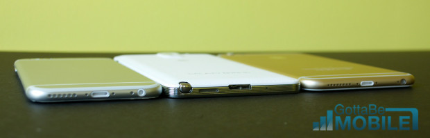 Expect an iPhone 6 that is thinner than the Galaxy Note 3.