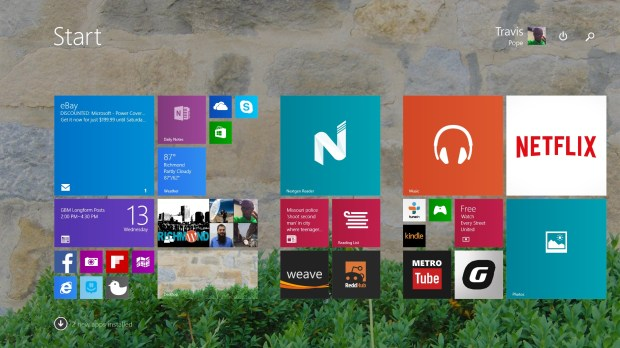 HowTo Stop Updates on Windows 8  (1)