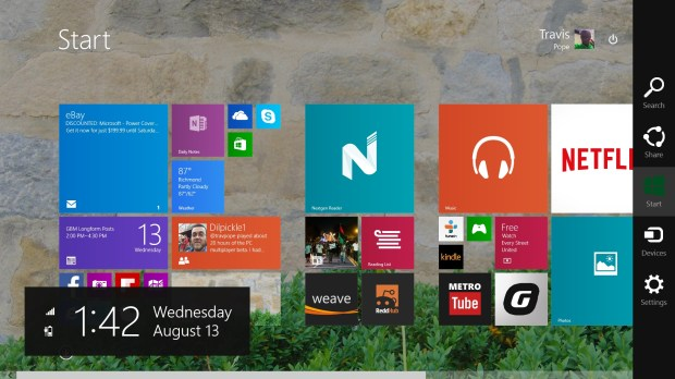 How To Stop Updates on Windows 8   (2)