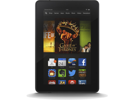 Kindle Fire HDX 7-Inch