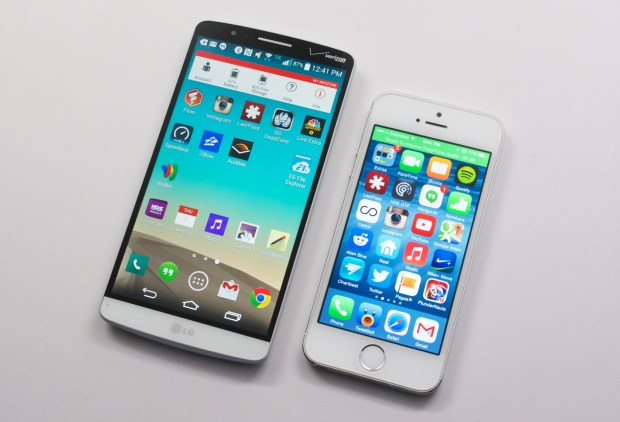 LG G3 Review from iPhone User - 2