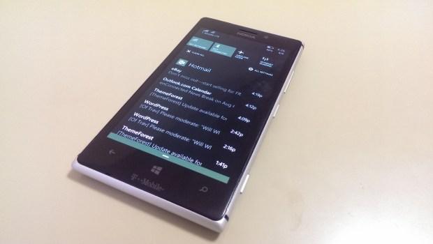 Lumia 925 Impressions & Performance