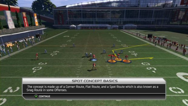 Learn how to play better offense in Madden 15.