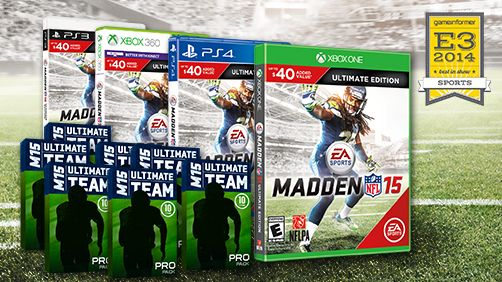 The Madden 15 release date includes standard and special editions.