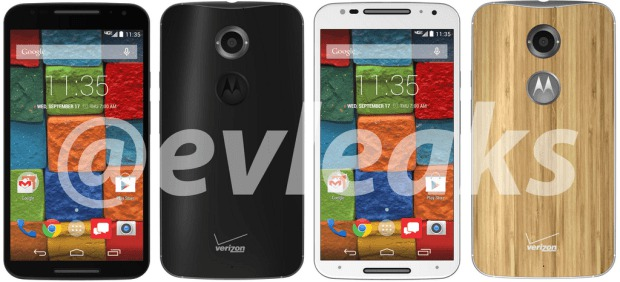This is reportedly the new Moto X+1