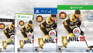 The first NHL 15 deal cuts the price to $35 after savings.