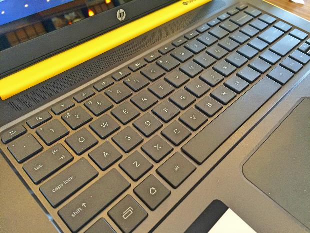 hp slatebook keyboard