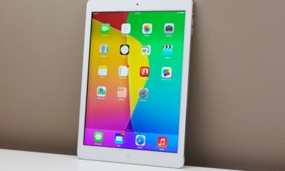 iPad with ethernet