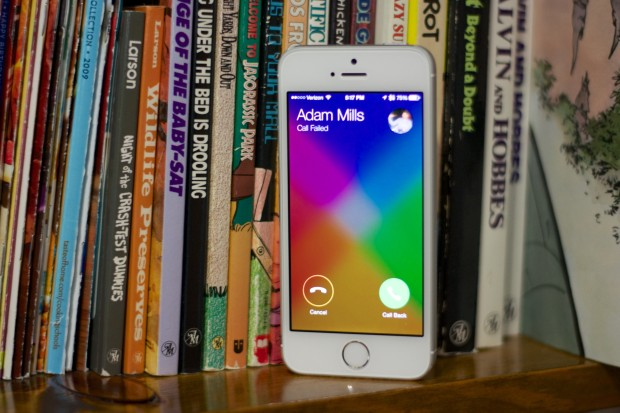 With calls traveling over LTE, expect better sounding calls on the iPhone this fall.