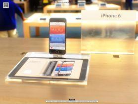 iPhone 6 concept.