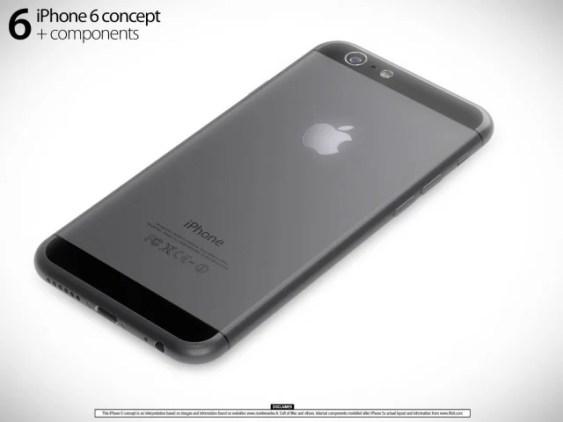 iPhone 6 renders
