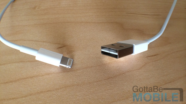 iPhone 6 cable