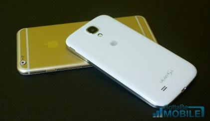 iPhone 6 vs Galaxy S4 Video Comparison