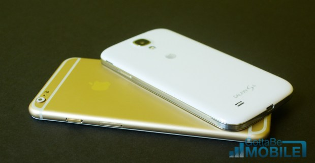 See how the iPhone 6 vs Galaxy S4 specs compare.