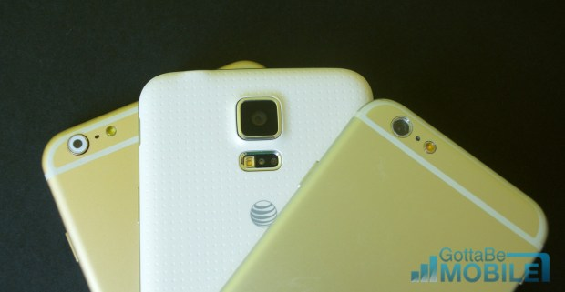 iPhone 6 vs Galaxy S5 specs and cameras