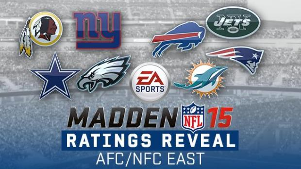 Thanks to new Madden 15 ratings we know the best Madden 15 teams, and the worst Madden 15 teams.