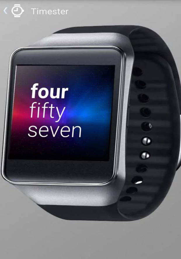 android wear beautiful watches