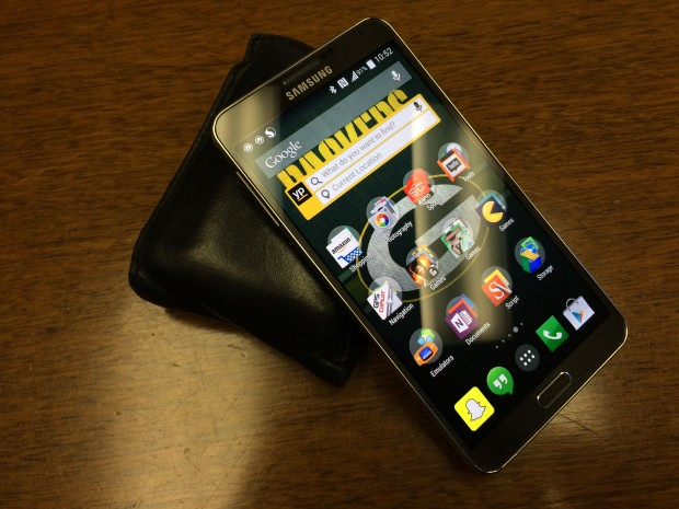 Samsung Galaxy Note 4 upgrade values
