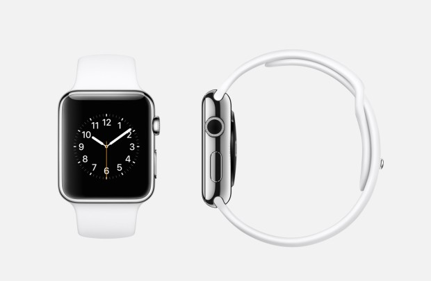 The Apple Watch Sport is designed for activity.