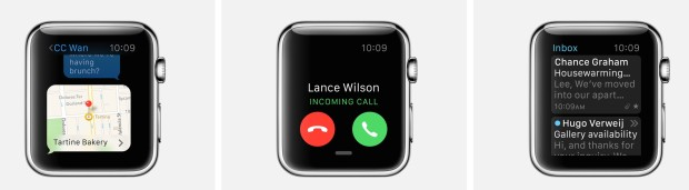 There are many things you can do with the Apple Watch.