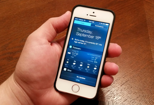 Here are the best iOS 8 widgets so far.