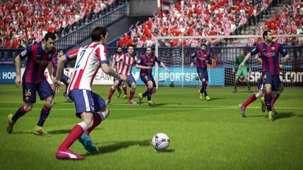 There are multiple ways to get in on the early FIFA 15 release.