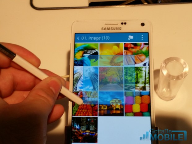 Galaxy Note 4 Feature - Smart Select