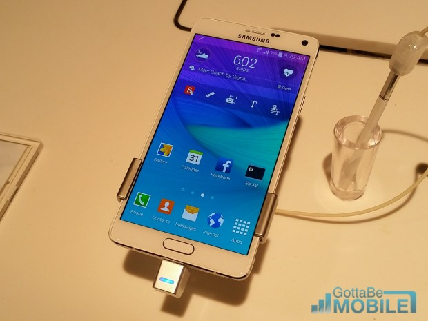 You can count on a Galaxy Note 4 price around $299 on contract.