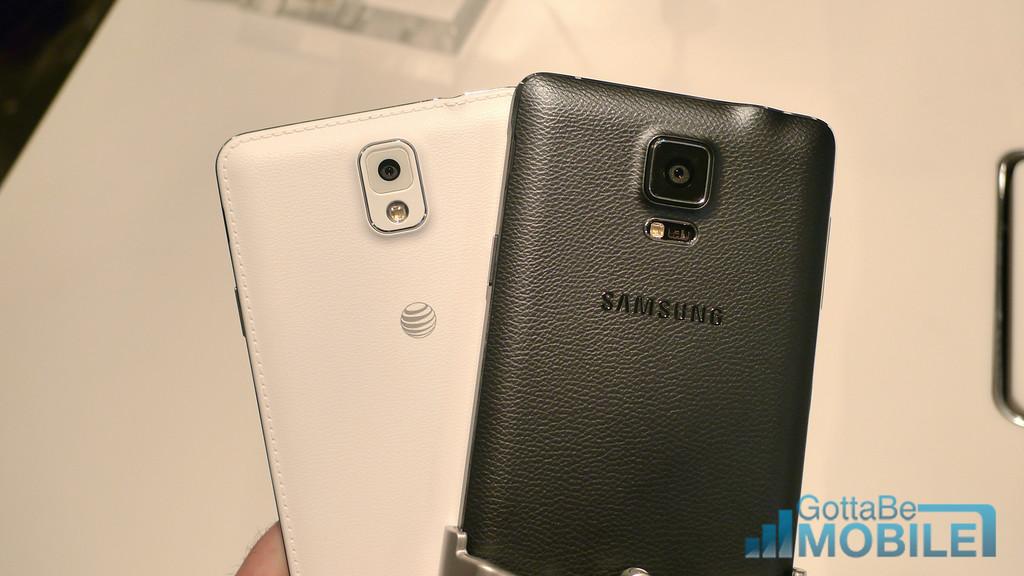 Iphone 6 Plus Vs Galaxy Note 4 Edge