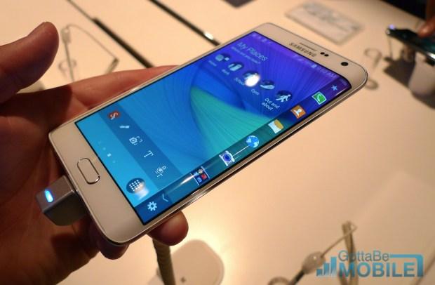 Galaxy Note Edge Photos - 1