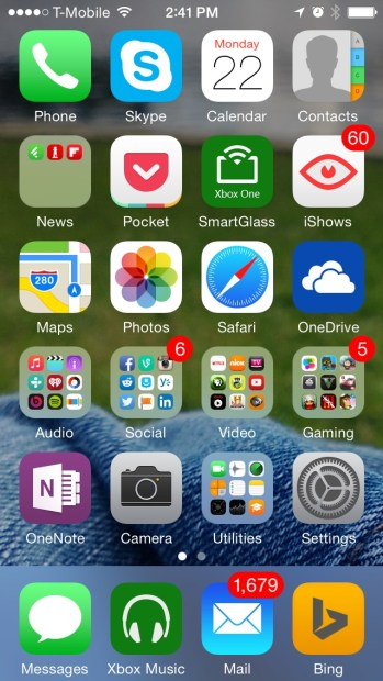 How To Use Suggested Apps in iOS 8 (2)