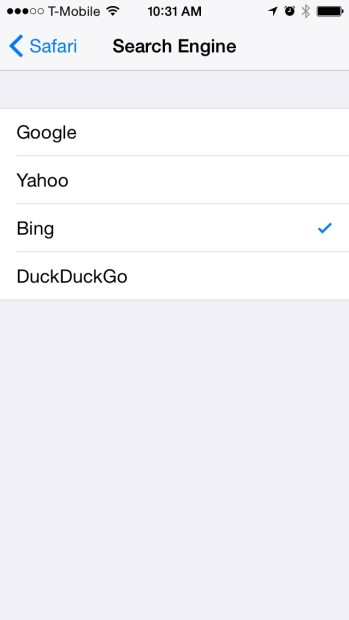 How to Get DuckDuckGo as your iOS 8 Default Search Engine (5)
