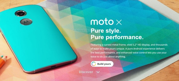 MoTO X pre-orders