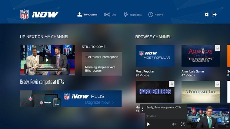 How to Watch Football on Windows 8: Breakdown