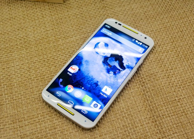 New Moto X Hands On -