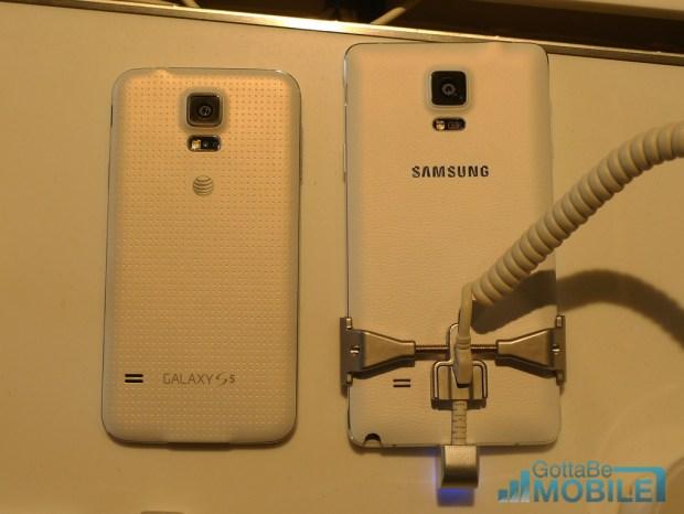 Note-4-Galaxy-S5-Design