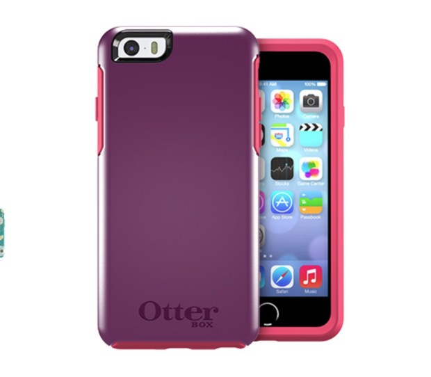 OtterBox iPhone 6 case options include a thinner, stylish Symmetry.