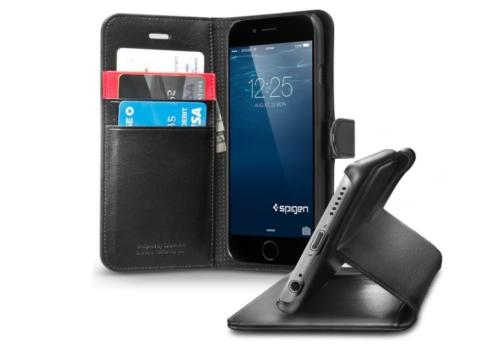 Spigen iPhone 6 Stand & Wallet Case