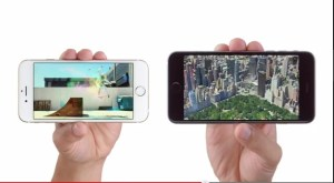 iPhone 6 and 6 Plus TV Ad