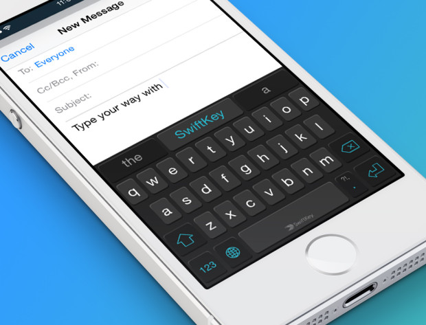 The SwiftKey iPhone keyboard is coming soon to an iPhone, iPad or iPod touch near you.