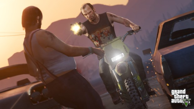 The Xbox One, PC and PS4 GTA 5 release includes a first person mode according to a support page.