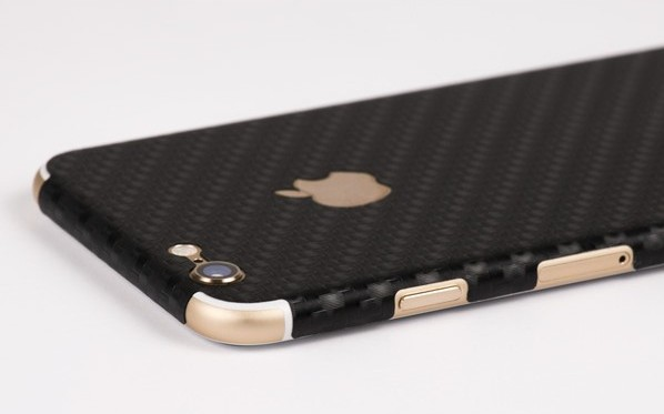 bodyguardz apple iphone 6 plus carbon fiber skin