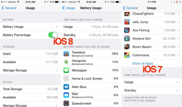iOS-8-vs-iOS-7-Battery-620x366
