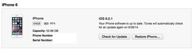Here's how to downgrade to iOS 8 on the iPhone 6 and iPhone 6 Plus.