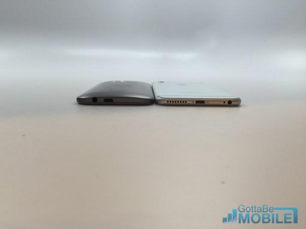 iPhone 6 Plus vs HTC One M8 - 6