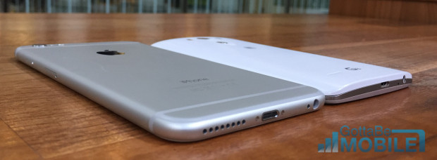 iPhone 6 Plus vs LG G3 - 5