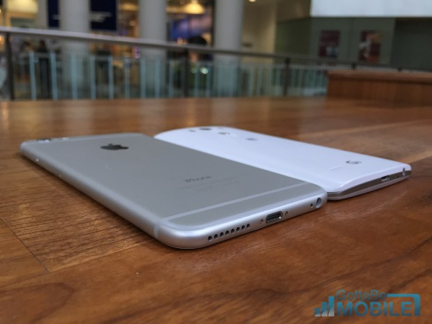 iPhone 6 Plus vs LG G3 - 6