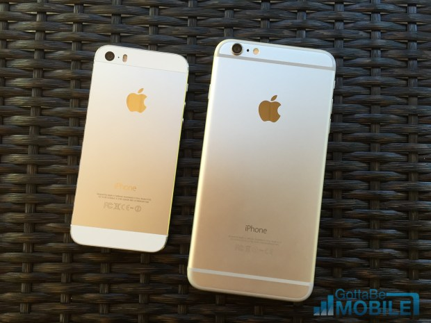 Do not discount the size of the iPhone 6 Plus.