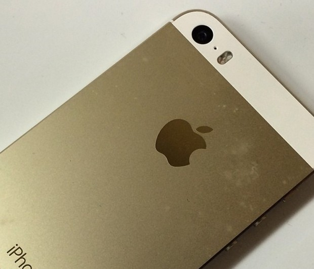 A Gold IPhone 6 Can Show Some Odd Wear If You Dont Keep It